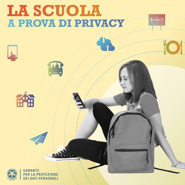 Privacy e scuola: la nuova guida del Garante