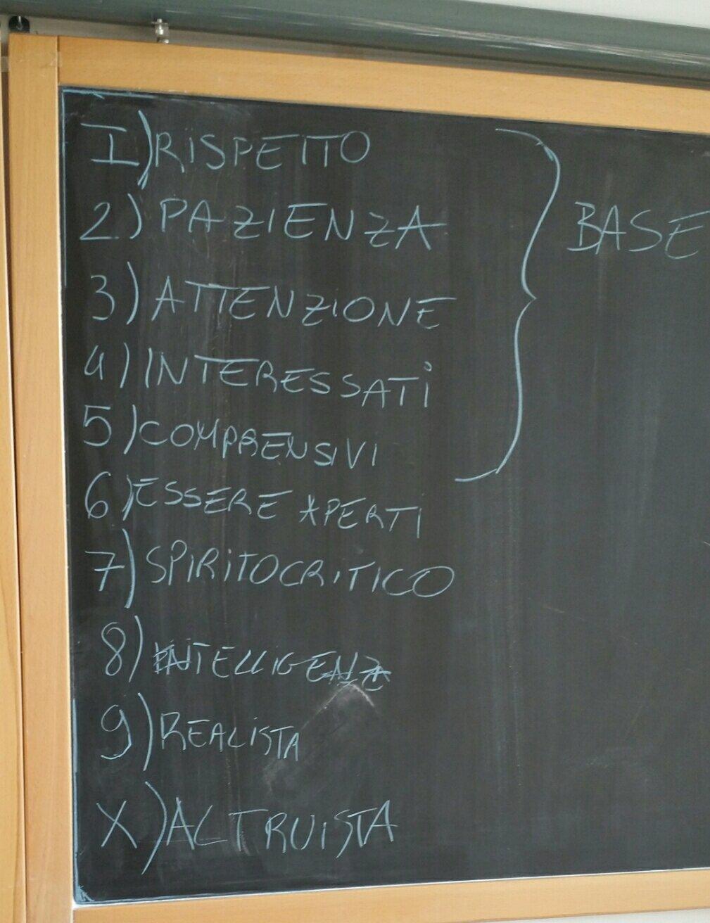 Alternanza scuola-lavoro e Avvocati: oggi al Liceo scientifico di Urbino per parlare di gestione dei conflitti